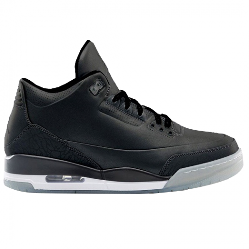 631603-010 Air Jordan 3 Retro 5Lab3 Black/Black