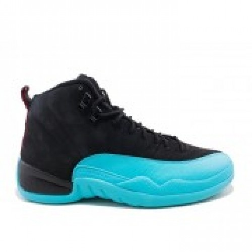 Air Jordan 12 Retro 130690-027 Black/Gym Red-Gamma Blue Online