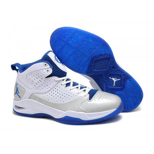 Jordan Fly Wade 1 Black White Blue A19003