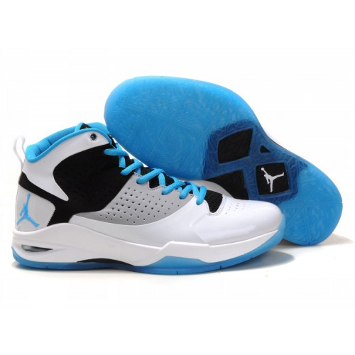 Jordan Fly Wade 1 Black White Cyan A19004