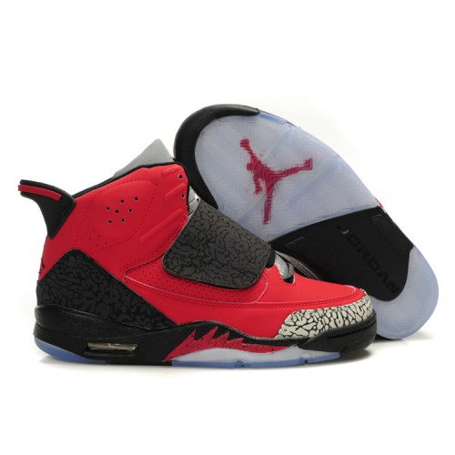 Air Jordan Son Of Mars Mens Shoes Red Black A22006